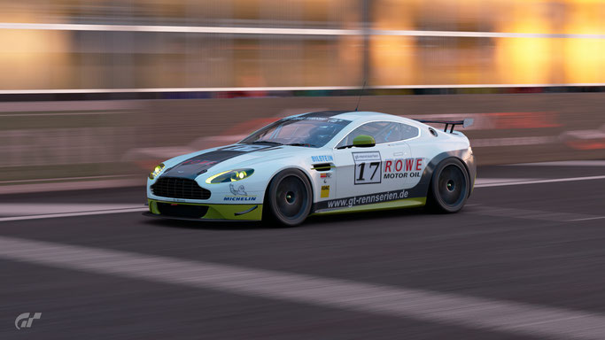 Sieger Aston Martin Cup Mr-Minimi