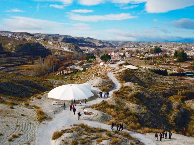 Yacimiento Arqueológico Necrópolis íbera Tútugi galera