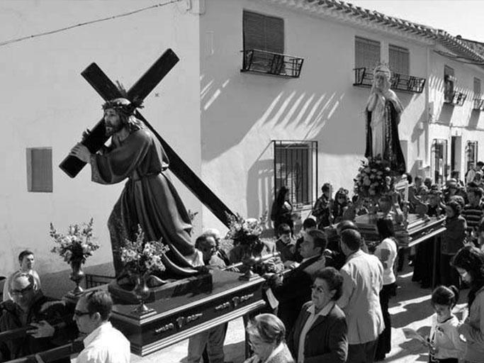 domingo resurrección semana santa galera