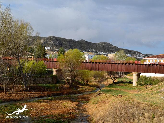 puente hierro galera rio barbatas