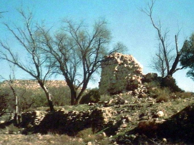 recinto fortificado de la alquería