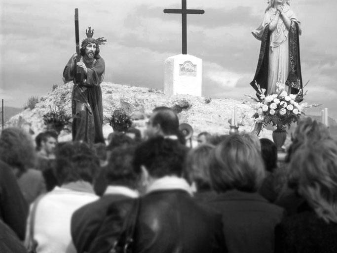 via crucis galera semana santa viernes santo