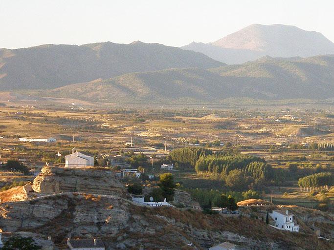 cerro de la virgen galera moriscos