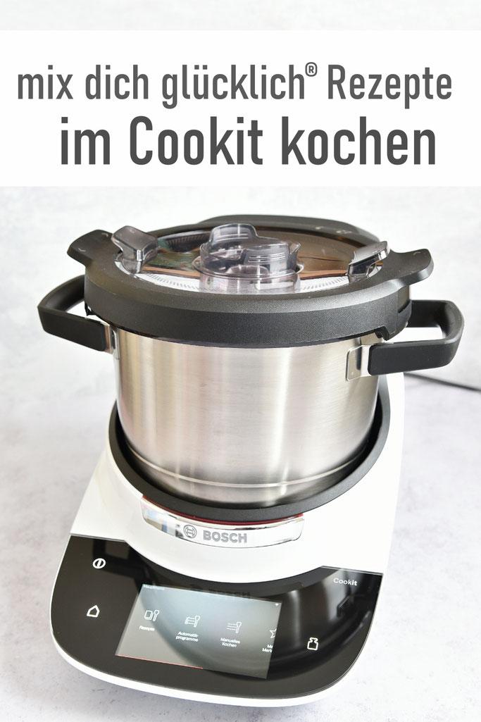 mix dich glücklich Rezepte im Cookit kochen, Übersicht zu Einstellungen Stufen-Vergleich Thermomix zu Cookit
