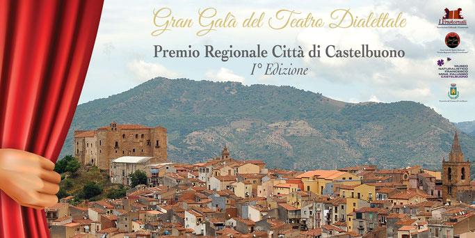 """Gran Galà del Teatro Dialettale """"Premio Regionale Città di Castelbuono"""""""