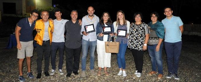 Premiazione Torrenova