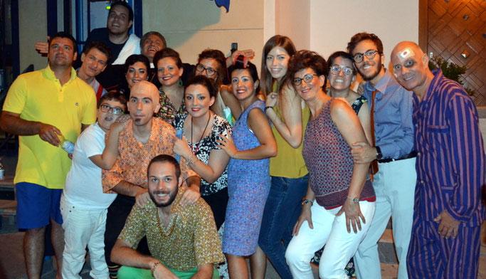 Sostieni la nostra passione - Compagnia Teatrale i Frastornati