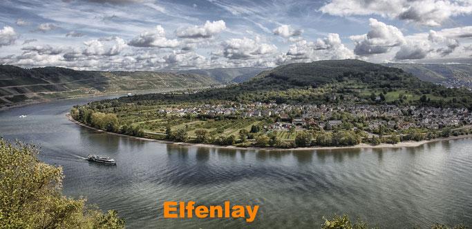 Traumschleifen Elfenlay Rhein