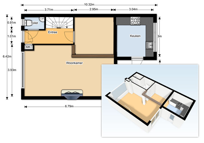 plattegrond-3d-floorplanner