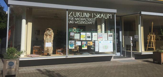 Zukunftsraum in der Rintheimer Straße 46