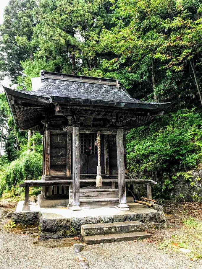 会津若松市 戸ノ口堰洞穴(とのぐちせきどうけつ)