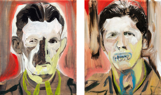 the nose and the mouth , Roland Maas 2017