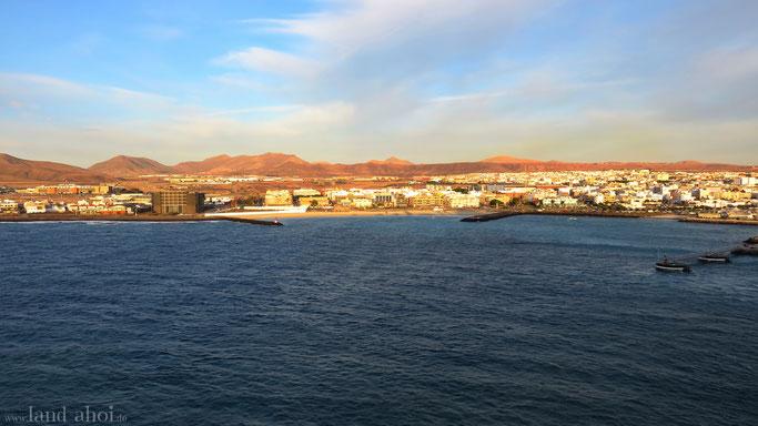 Kanaren Kreuzfahrt Hafen Ausflug auf eigene Faust