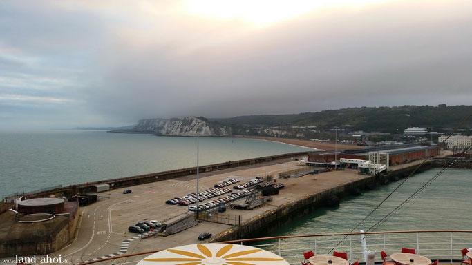 Dover Kreuzfahrt Hafen Ausflüge