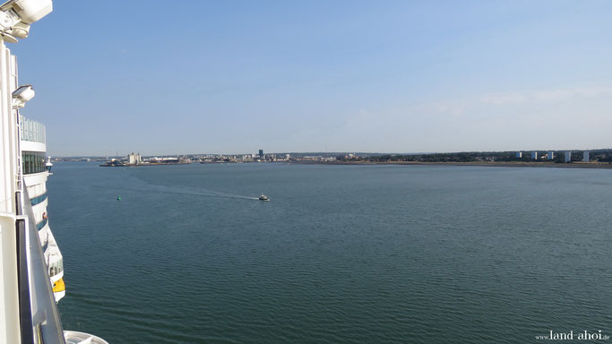 Southampton Kreuzfahrt