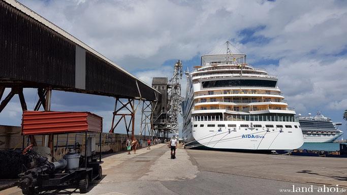 Barbados Kreuzfahrt Hafen
