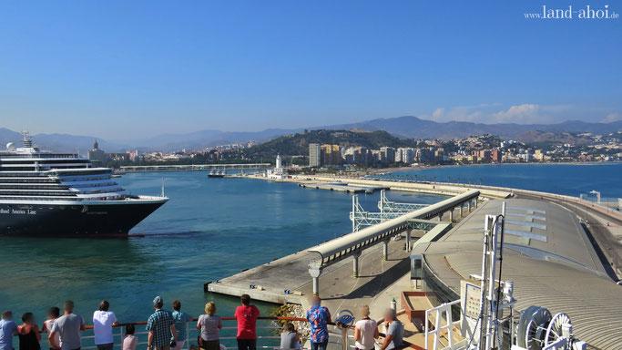 Malaga Ausflug auf eigene Faust