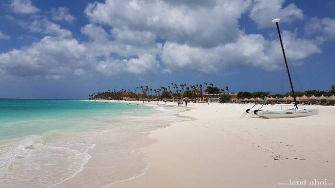 Aruba, Oranjestad, Kreuzfahrt Hafen