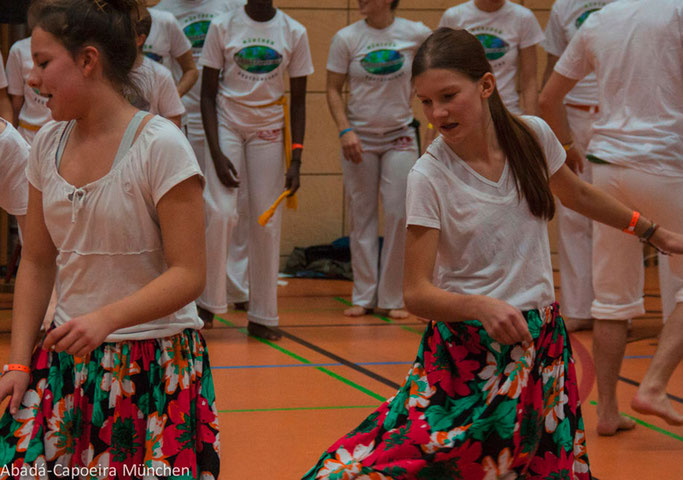 Jongo Show bei Abadá-Capoeira München