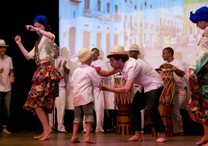 Samba de Roda Vorführung. Photo Credit: Maritaca