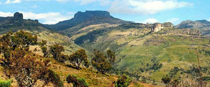 Monte Elgon Kenya