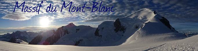 guide aussois haute maurienne alpinisme escalade randonnée glaciaire guide de haute montagne Mont Blanc