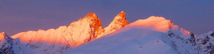 Traversée des Aiguilles d'Arves , alpinisme, guide maurienne, alpinisme, topo, tête de chat, aiguille centrale