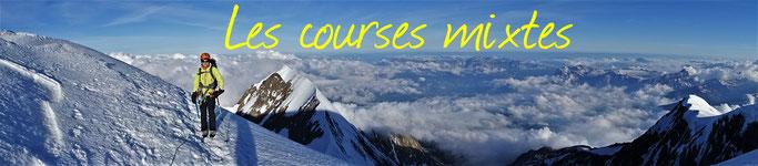 guide aussois haute maurienne alpinisme escalade randonnée glaciaire courses mixtes guide de haute montagne Mont Blanc