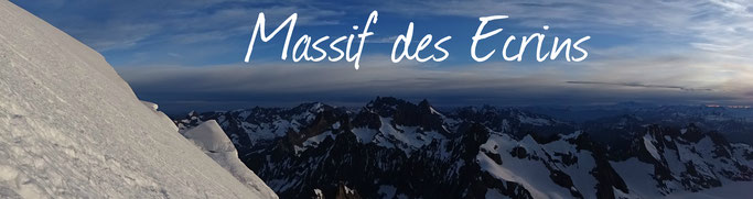 guide aussois haute maurienne alpinisme escalade randonnée glaciaire guide de haute montagne barre des écrins dôme des écrins meije