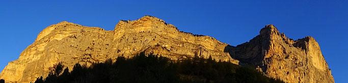 Voie Coupé, Rocher du Midi, Chartreuse