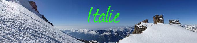 guide aussois haute maurienne alpinisme escalade randonnée glaciaire guide de haute montagne grand paradis italie