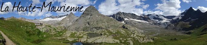guide aussois haute maurienne alpinisme escalade randonnée glaciaire guide de haute montagne haute maurienne