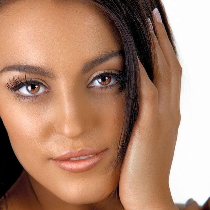 Bild: Tanning-Hauttyp 4 / Mittelmeertyp