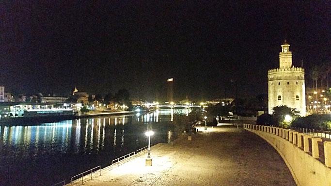 Guadalquivir, Sevilla, Seville, Spain, Spanien, Fluss, Sehenswürdigkeiten, To-do