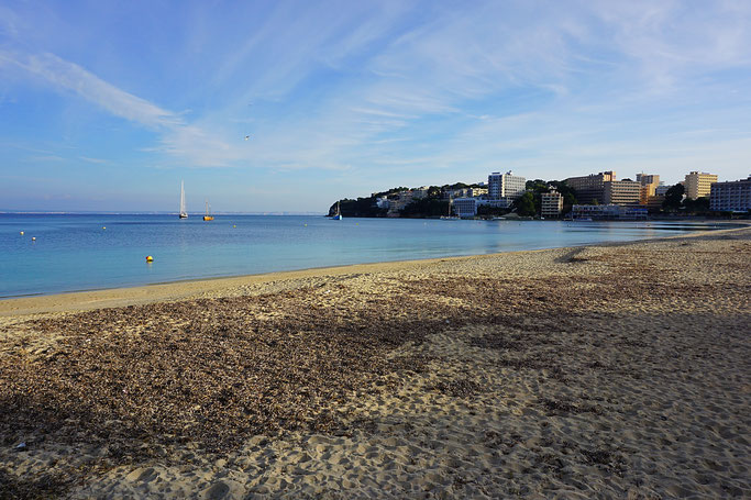 Strand, beach, Magaluf, Mallorca, bucht, baia, cala