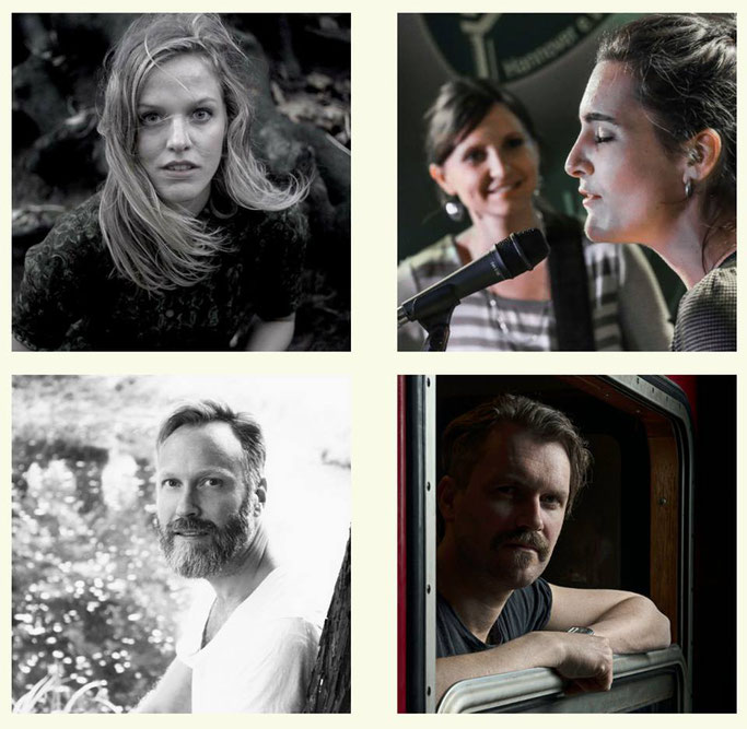 Sängerknaben & Sirenen @ CITY LINK Copenhagen mit Liva Mo, SCHWESTER, Stefan Waldow, Barrow