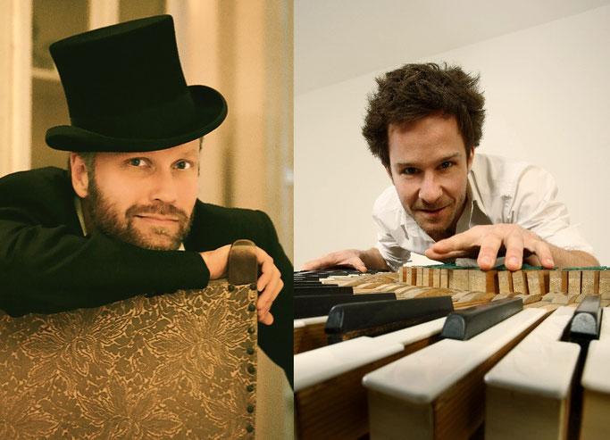 Herren am Klavier - mit Felix Oliver Schepp