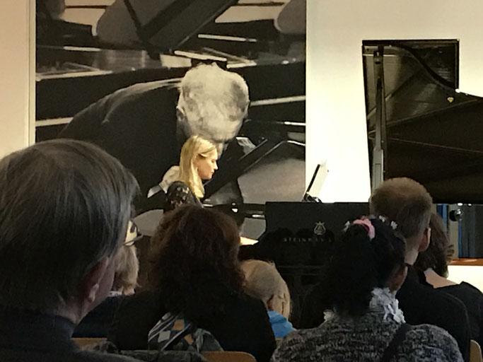 Klavierschule München - Schülerkonzert November 2016