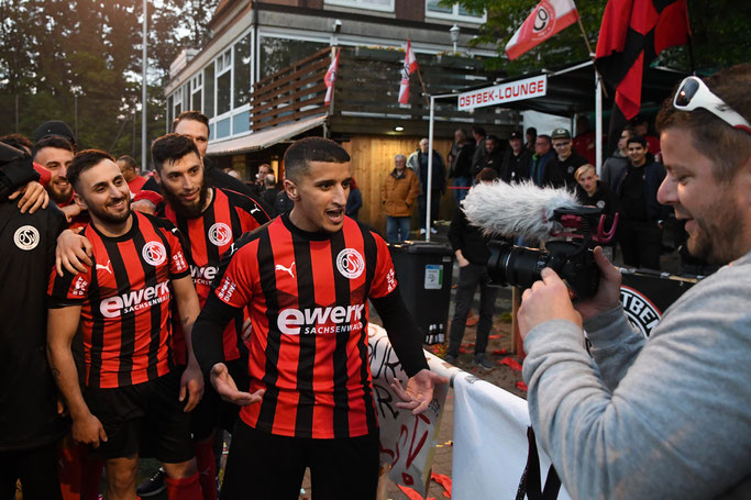 Youness Sbou erklärt, warum der OSV das Heimspiel gegen St.Pauli verdient hat