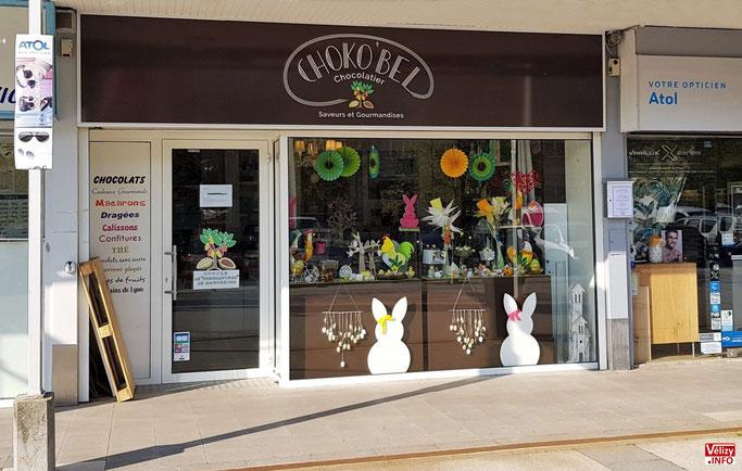 CHOKO'BEL Chocolatier - Centre commercial du Mail à Vélizy-Villacoublay
