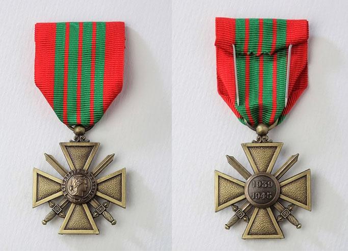 Croix de Guerre Vélizy-Villacoublay.