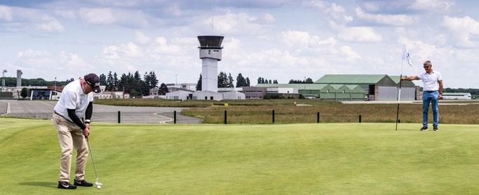 Golf de Villacoublay-Air - Base aérienne 107