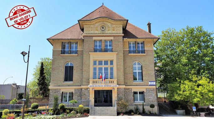 Hôtel de Police de Vélizy-Villacoublay - Inauguré le 8 mai 2018.
