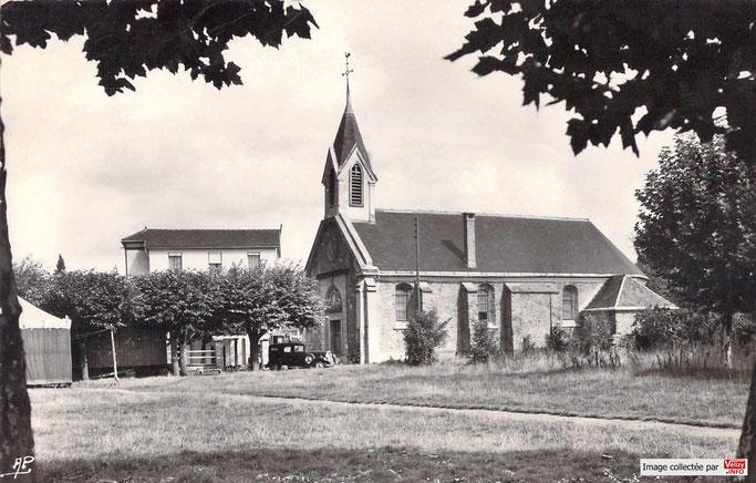 Église Saint-Denis à Vélizy-Villacoublay.