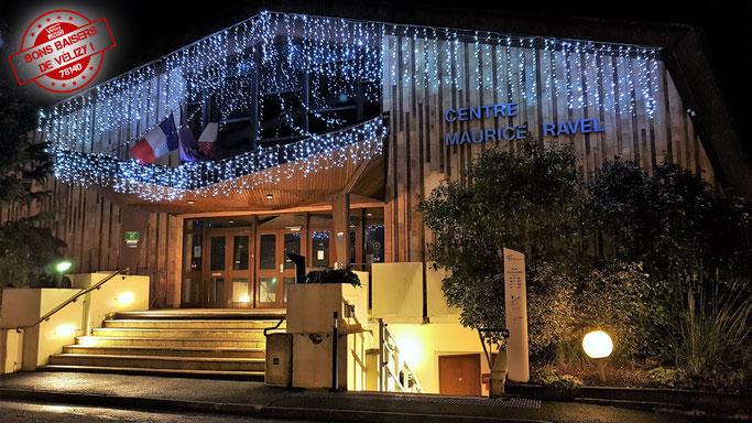 Centre Maurice Ravel à Vélizy-Villacoublay.