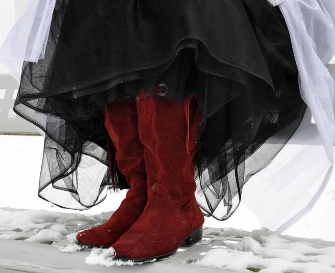 Schneewittchen Weiß wie Schnee, Rot wie Blut, Schwarz wie Ebenholz Fairy Tale Gone Realistic Märchen Outfit Kostüm selbstgenäht