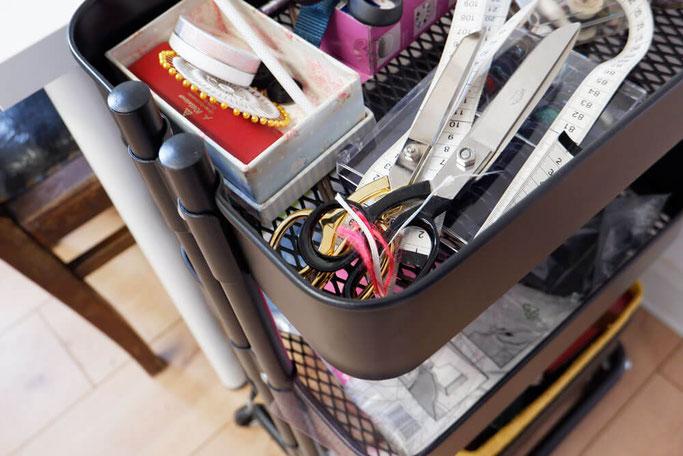 Die besten Tipps für deine Nähecke Nähblog DIY-Anleitung Nähen Nähanleitungen selbstgenähte Kleidung