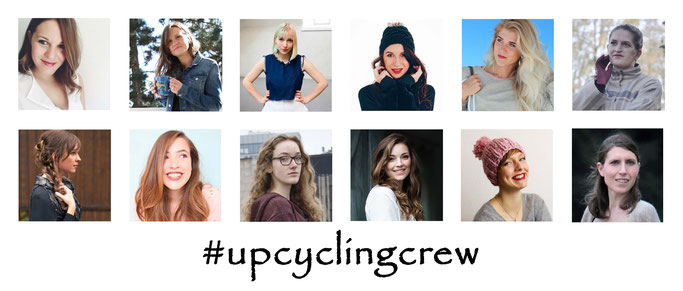 upcyclingcrew upcycling Blogparade Nähblog Deutschland Modeblog Fairy Tale Gone Realistic