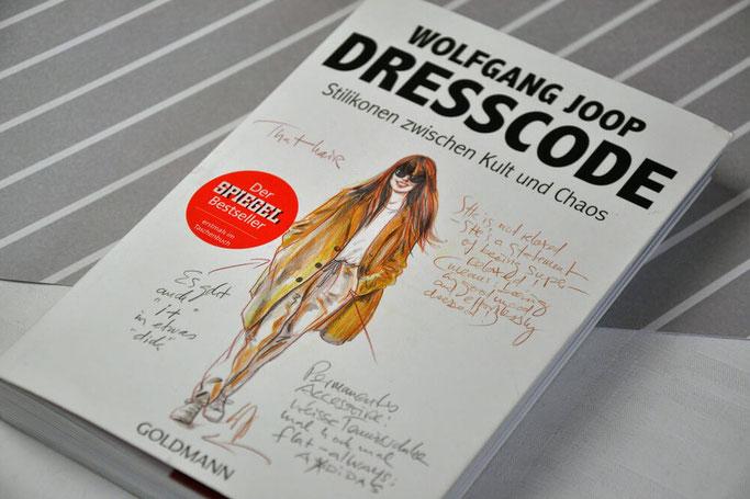 Dresscode Wolfgang Joop Buchrezension Lifestyleblog Fairy Tale Gone Realistic Blog Deutschland Mode