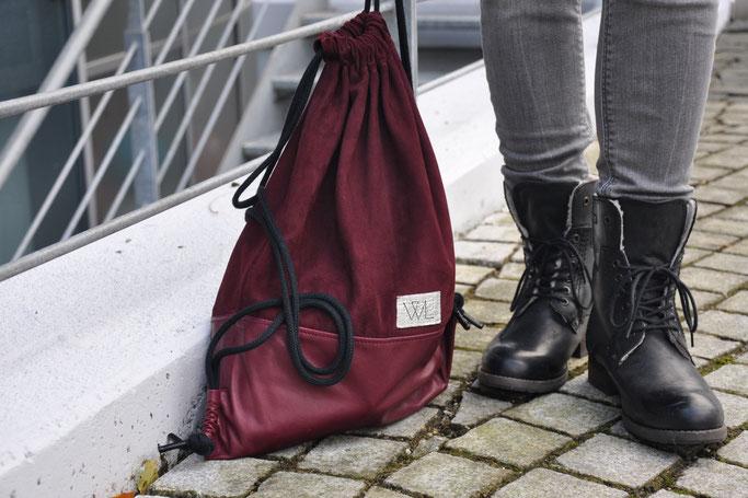 *Gewinnspiel* Wunschleder Every Day Style Streetstyle Turnbeutel Modeblog Fairy Tale Gone Realistic